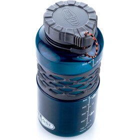 GSI Infinity Dukjug Drikkeflaske 1000ml blå